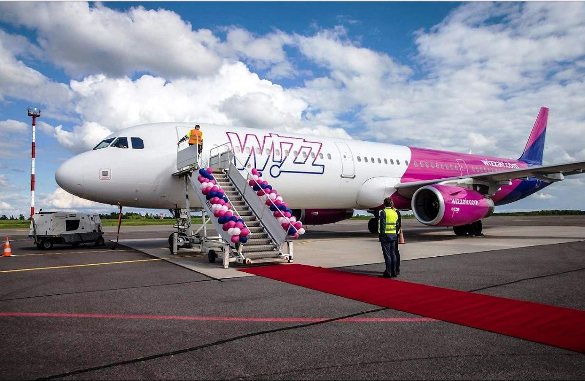 """تدعيماً للسياحة المصرية.. """"ويز إير Wizz Air"""" المجرية  تُدشن خط طيران جديد من مطار مالبنسا بإيطاليا لشرم الشيخ 12  يونيو المقبل"""