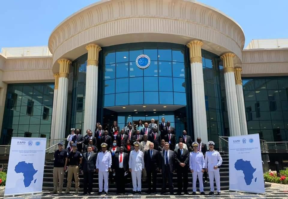 مصر تنظم دورة تدريبية لوفد من معهد الدراسات الأمنية النيجيري