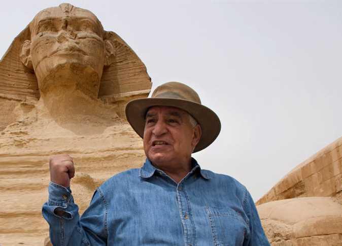 زاهي حواس: بعثة مصرية للتنقيب عن الآثار الفرعونية في السعودية