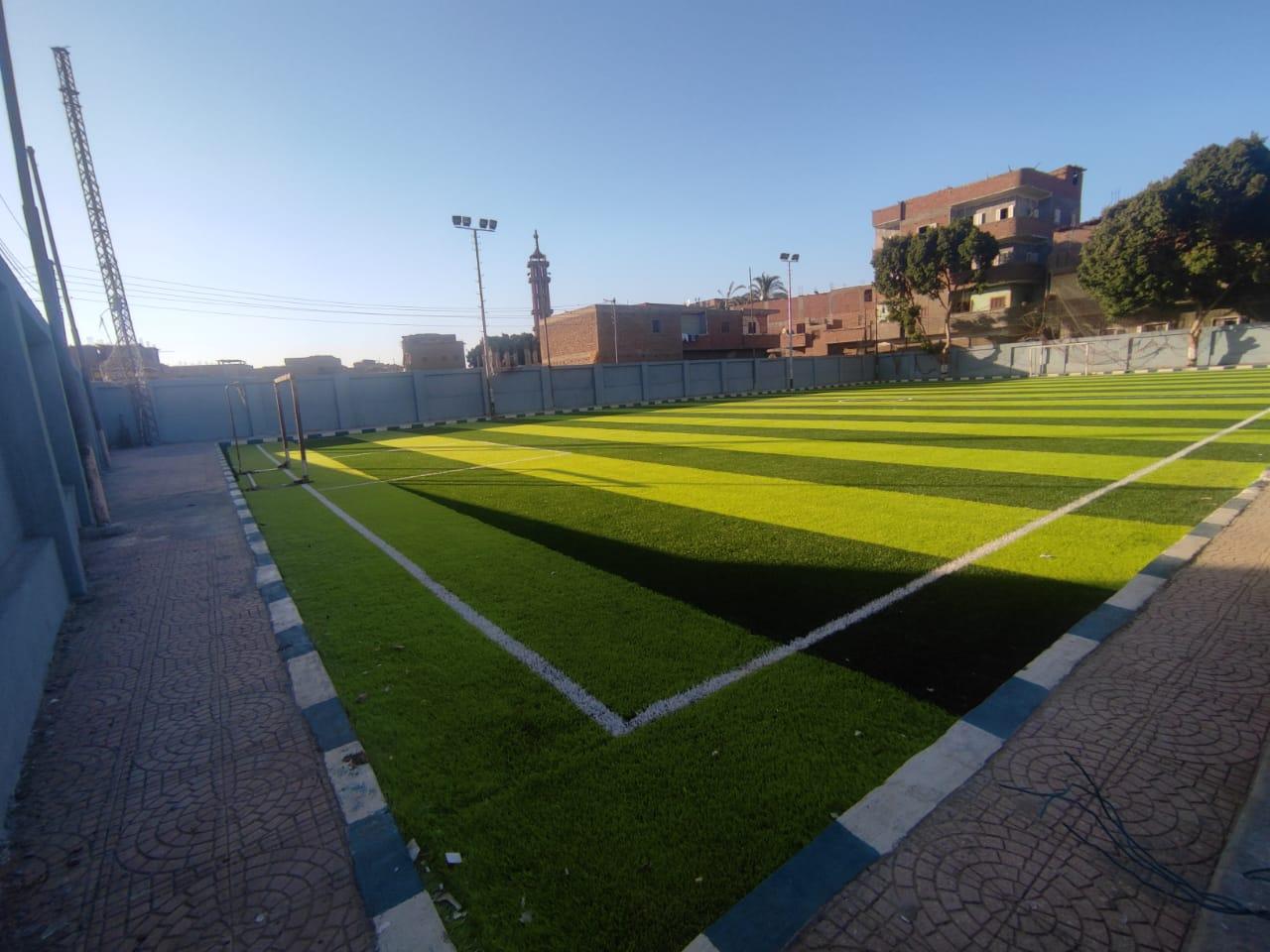 """""""الشباب والرياضة"""": الانتهاء من تطوير 20 مركز شباب بأسيوط ضمن مبادرة """"حياة كريمة"""""""