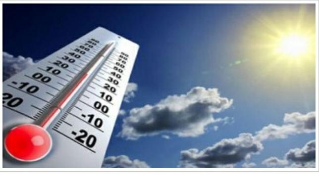 طقس الإثنين .. ارتفاع في درجات الحرارة والعظمى بالقاهرة 33