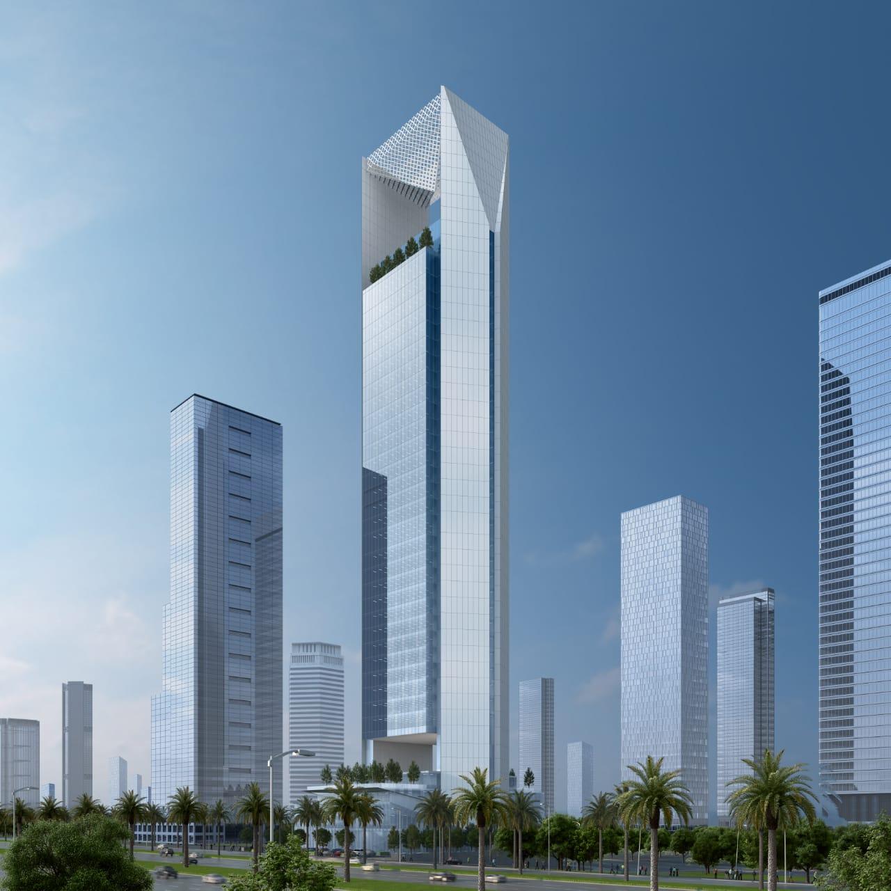 أبراج إنفينيتي للتطوير العمراني تطرح أحدث مشاريعها في العاصمة الإدارية الجديدةأطول مبنى إداري في مصر