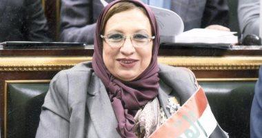 برلمانية: ماحققة الرئيس السيسي خلال ال7 سنوات في الصحة كان حلما صعب لولا الارادة الحقيقة