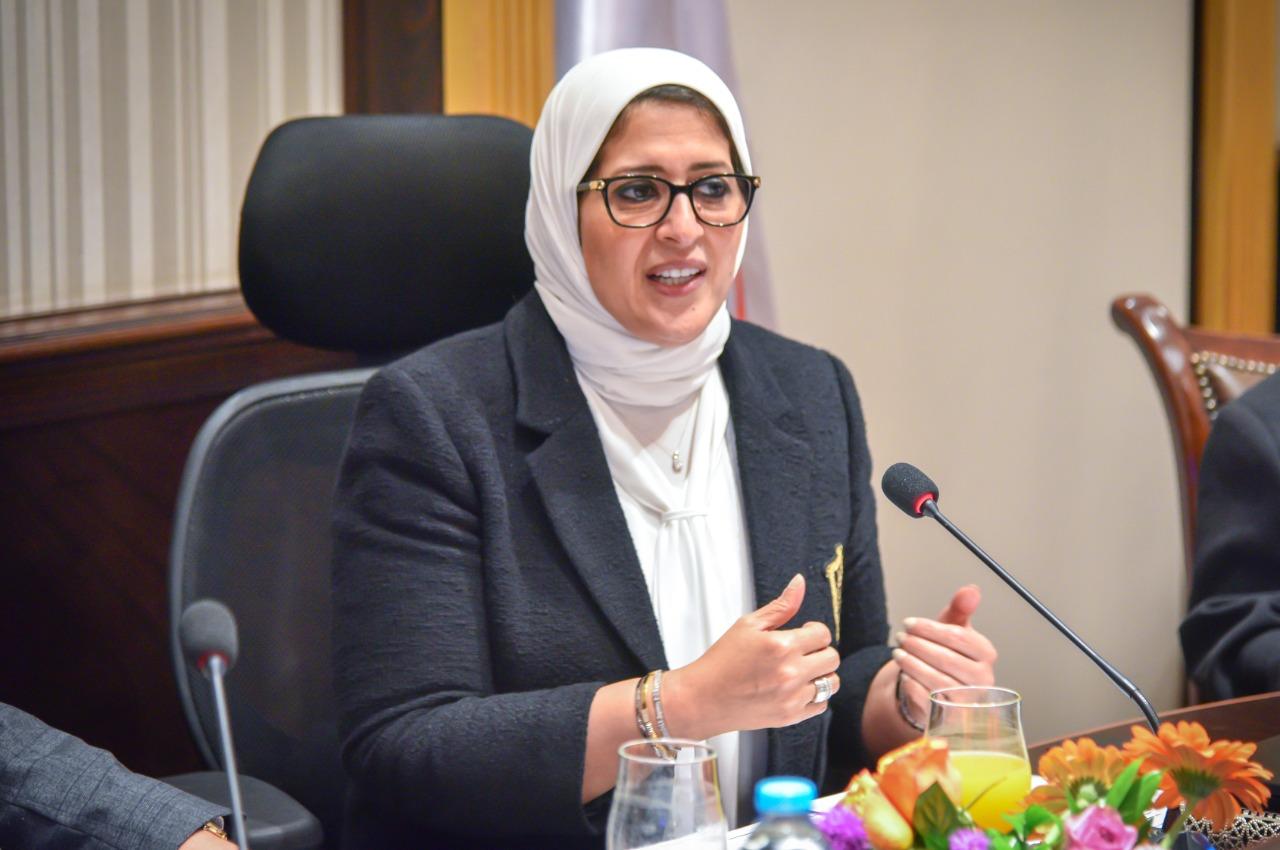 وزيرة الصحة: إطلاق قوافل مجانية لتنظيم الأسرة بـ4  محافظات.. وحملة تنشيطية للصحة الإنجابية بـ9 محافظات أخرى