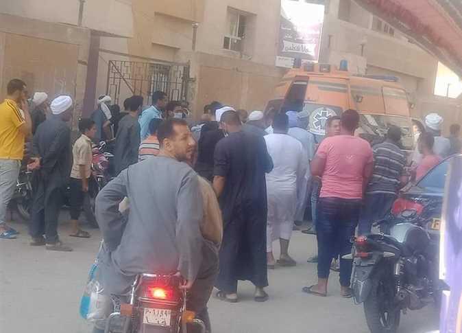 تجديد حبس مرتكبى مجزرة أبوحزام بنجع حمادى ١٥ يوما