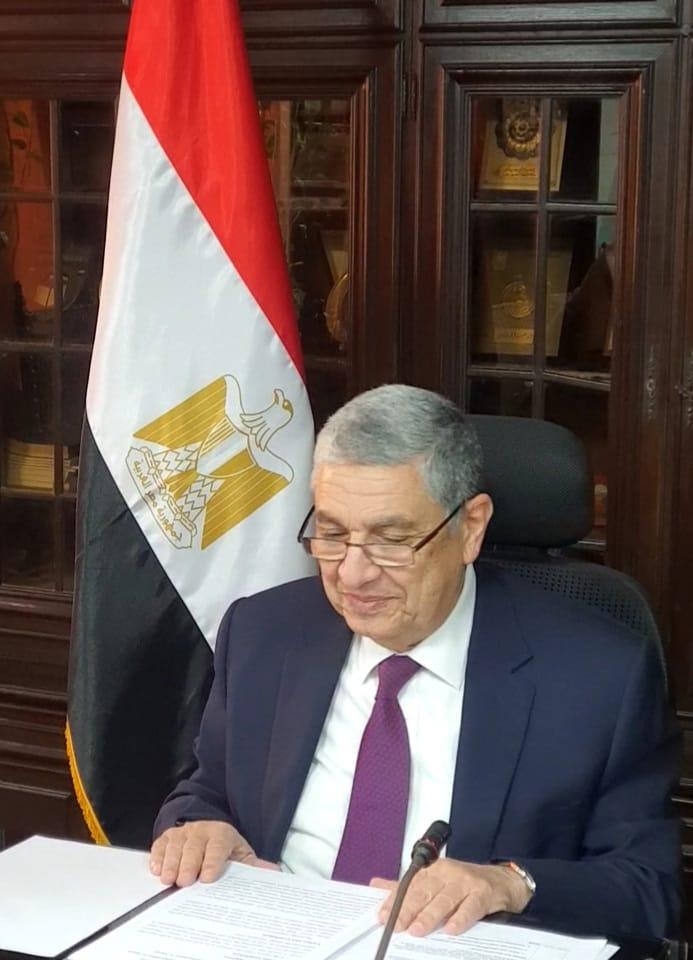 1,1مليار جنيه لتطوير شبكات توزيع الكهرباء بقطاع الأقصر التابع لشركة مصر العليا خلال الفترة من يوليو 2014 حتى 2021