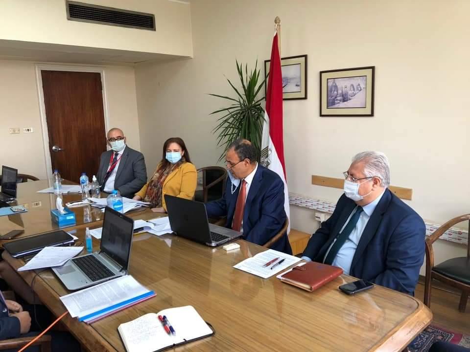انعقاد المشاورات السياسية بين مصر وإسبانيا على مستوى مساعدي وزير الخارجية افتراضياً