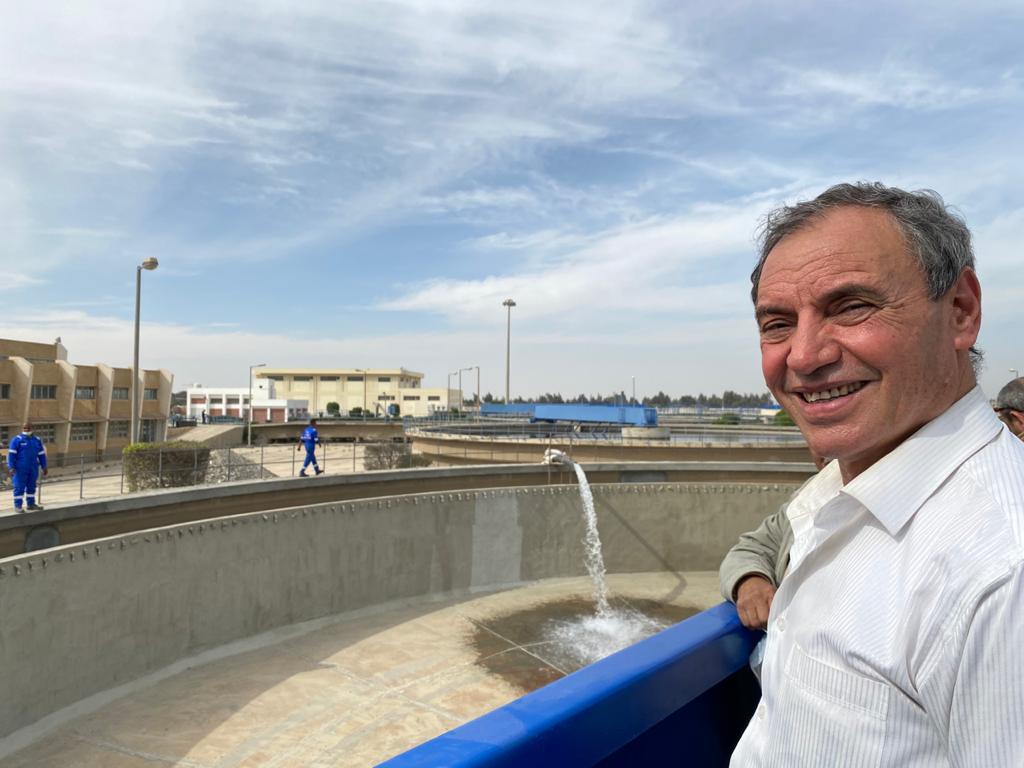 رئيس شركة التعمير والإسكان: مبادرة حياة كريمة جزء من رؤية الدولة لرفع مستوى معيشة المواطن المصرى