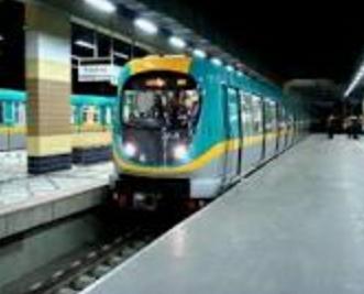 غدا تأخير قيام أول قطار من محطة المرج الجديدة بإتجاه حلوان بالخط الأول ليتحرك فى تمام الساعة السادسة وربع صباحا بدلا من الخامسة وربع صباحا