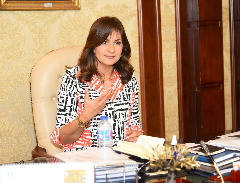 """""""الهجرة"""" تواصل إطلاق حملة توعية على منصات التواصل الاجتماعي لتعريف المصريين بالخارج بكيفية الاستثمار في البورصة"""