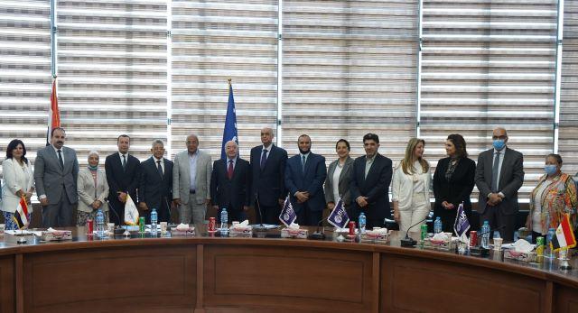 القلا: جامعة بدر.. أول جامعة مصرية تُدرس معايير الاعتماد للمنشآت الصحية