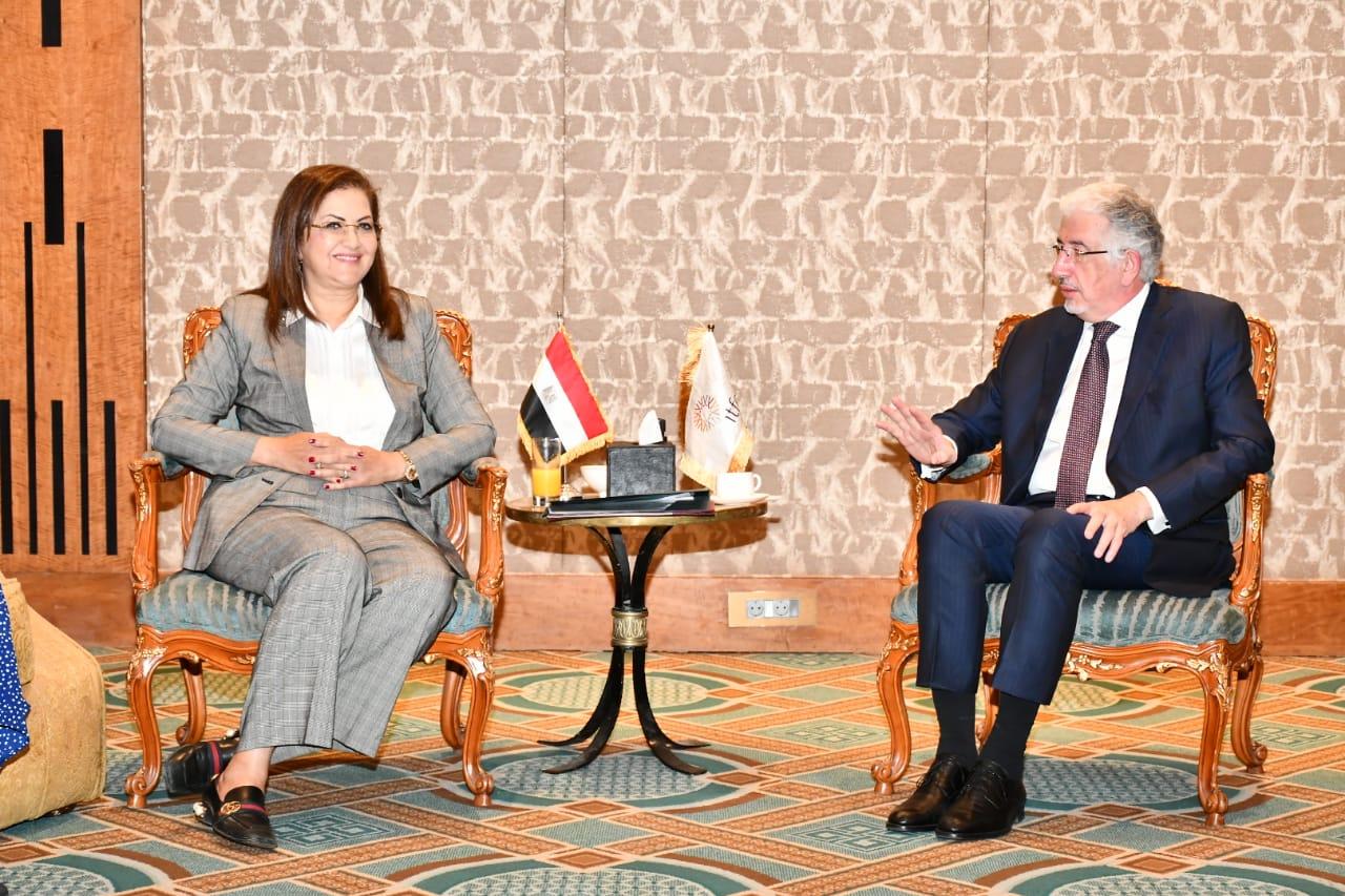 وزيرة التخطيط: 12.5 مليار دولار قيمة محفظة التعاون بين مصر والمؤسسة الدولية الإسلامية لتمويل التجارة ونتطلع لمزيد من التعاون