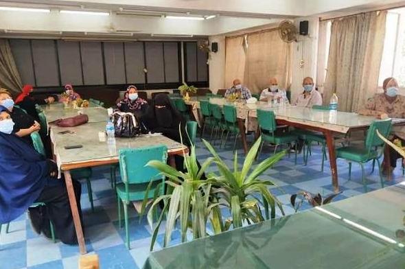 صحة وزراعة الشرقية تنفذان ندوة توعوية بعنوان التلوث البيئي ( الماء - الهواء – الغذاء