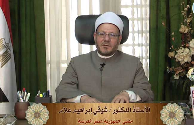 المفتي: الإخوان تحاول تقزيم دور الأزهر لأنه لا يتوافق مع أغراضهم ويكشف زيفهم