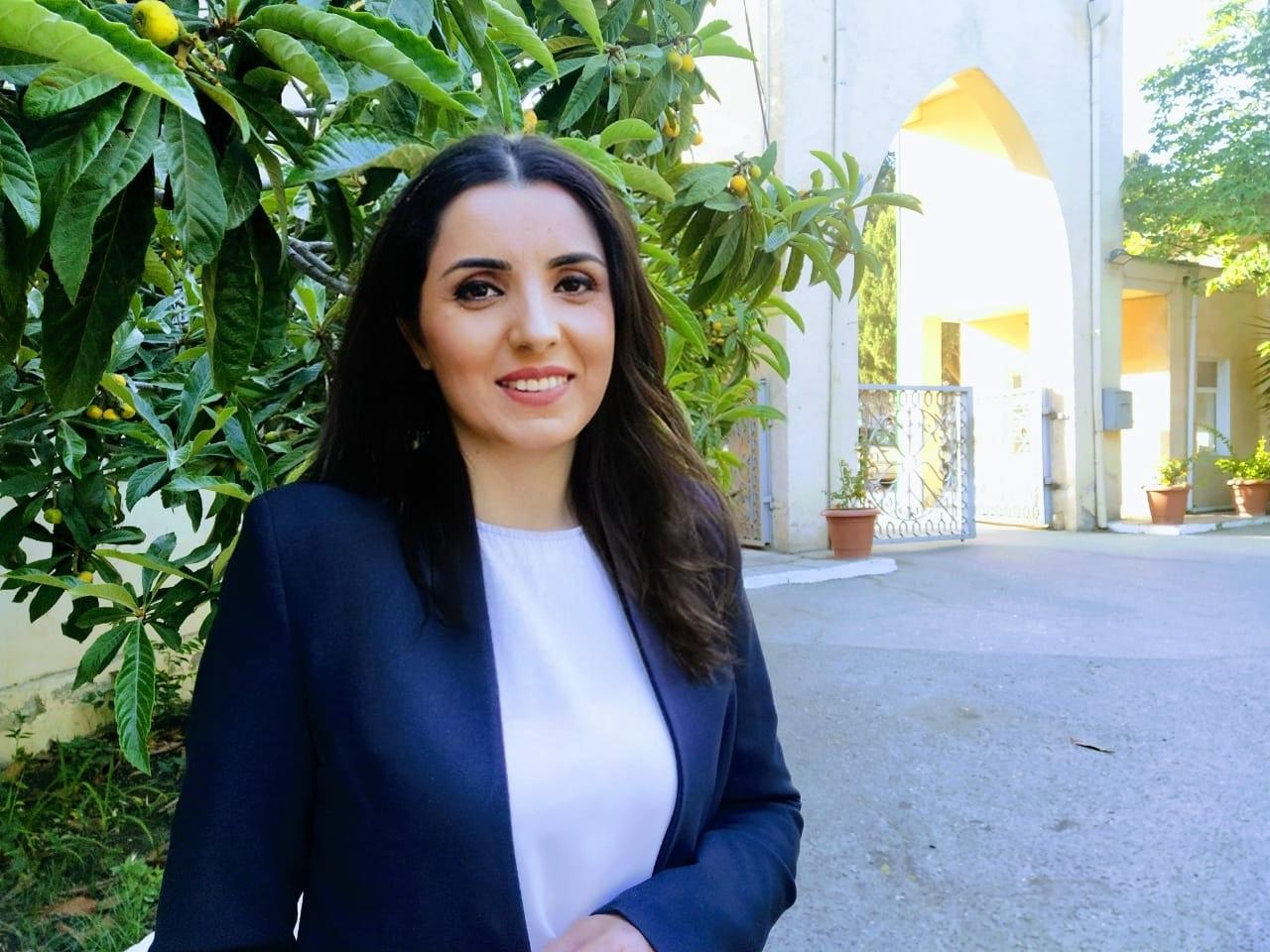 """د/بارفانا إبراهيموفا  تكتب مدينة """"شوشا"""" عاصمة ثقافية لأذربيجان وللعالم الإسلامي"""