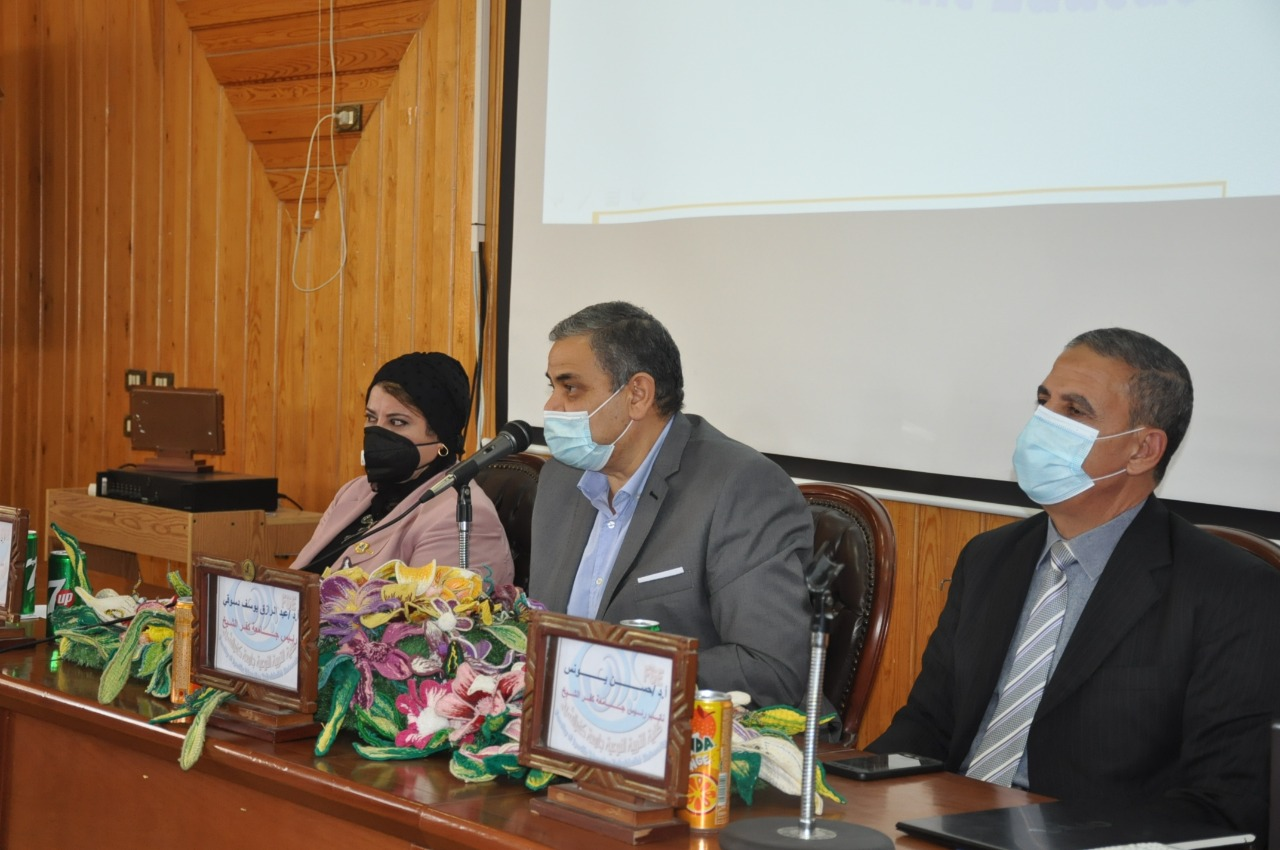 جامعة كفرالشيخ تنظم ملتقى خريجي كلية التربية النوعية