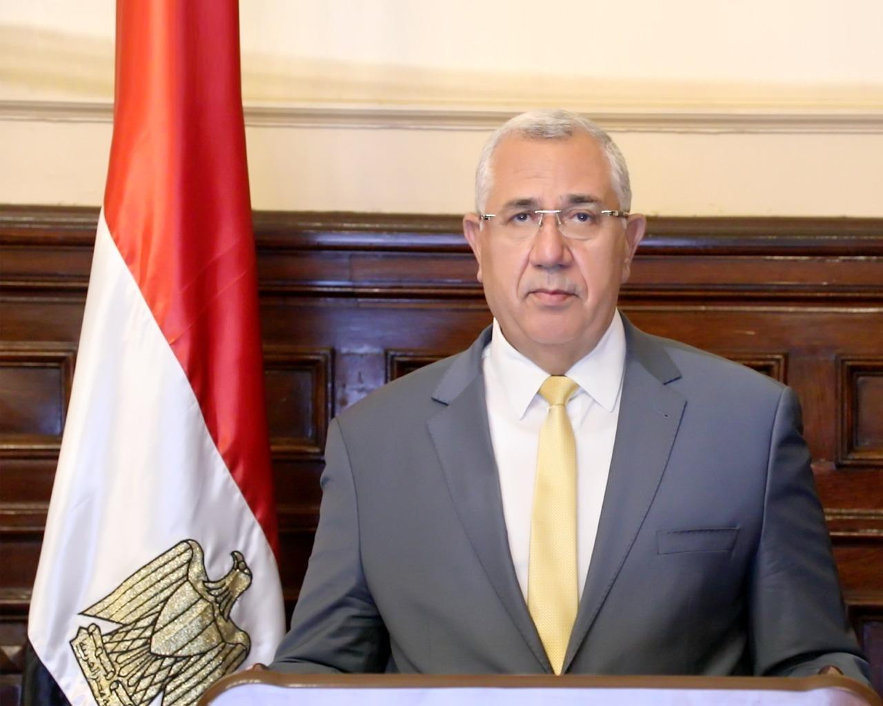 وزير الزراعة: مصر اتخذت خطوات واضحة وغير مسبوقة لتحقيق الأمن الغذائي وتحسين مستوى معيشة السكان الريفيين