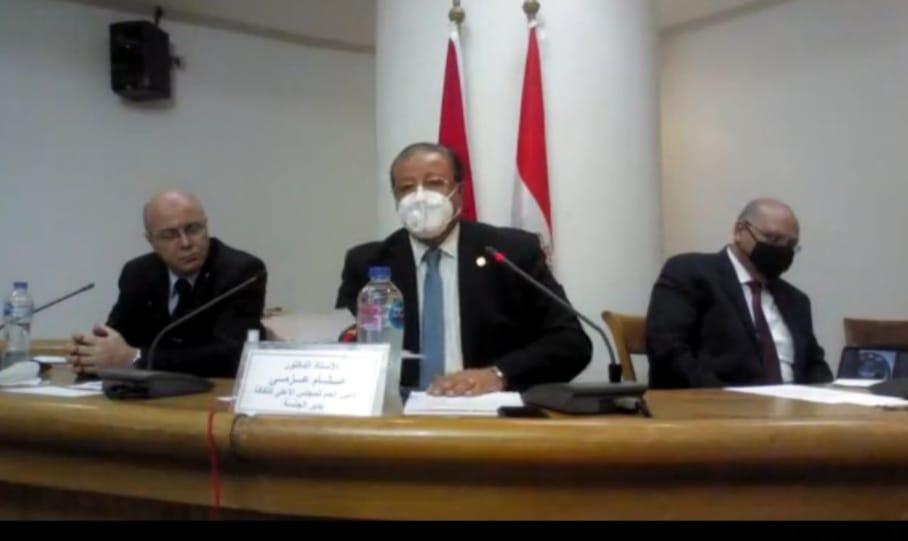 مشاركون بـ أمسية مصر والمغرب: علاقات الدولتين لها جذور ممتدة عبر التاريخ
