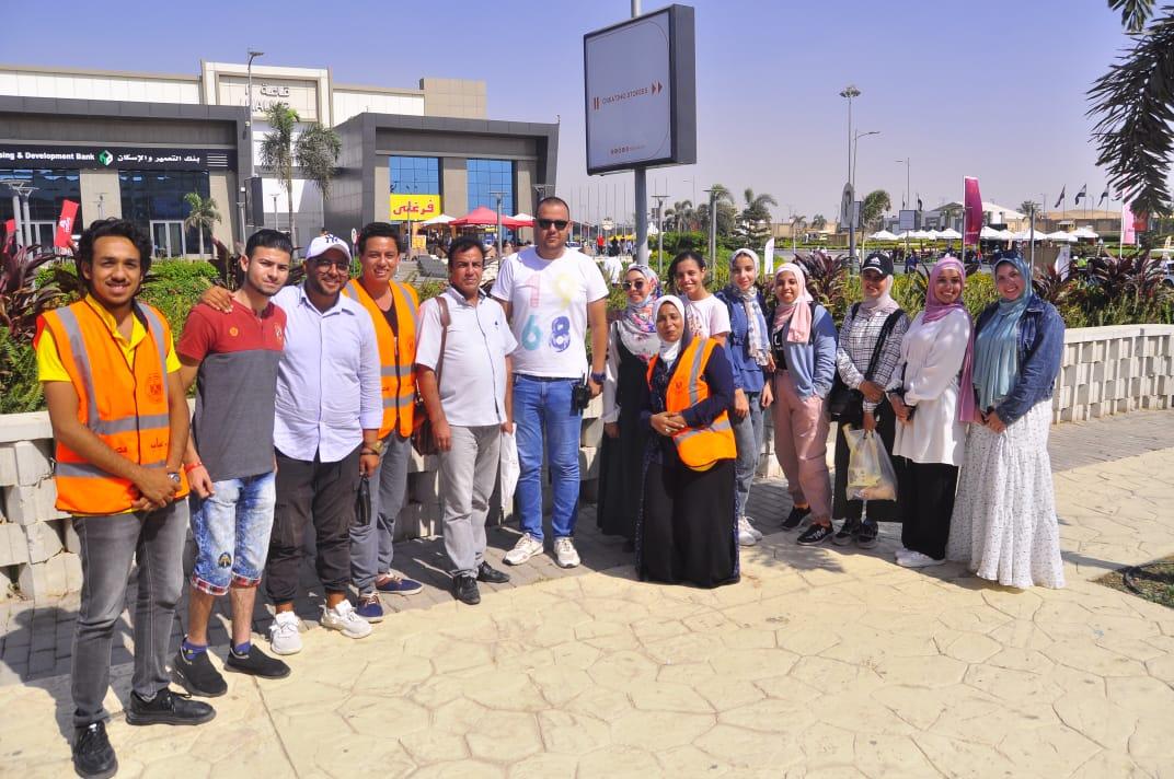 تسيير رحلة لشباب مطروح إلى معرض الكتاب بالقاهرة