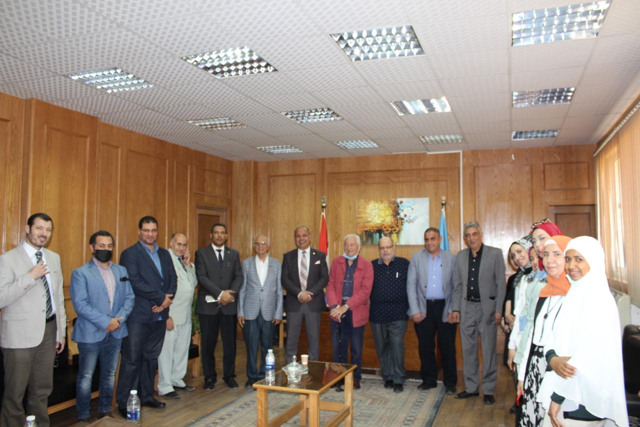 إشادة بمشاريع تخرج مهندسات المستقبل بجامعة الأزهر والمتوافقه مع خطة الدولة المصرية للحفاظ على التراث التاريخي