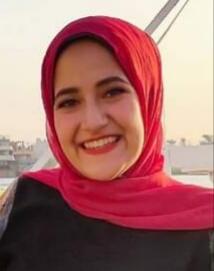 مايا مجدي ابنة جامعة حلوان تحصد لقب الطالبة المثالية على مستوى الجامعات المصرية