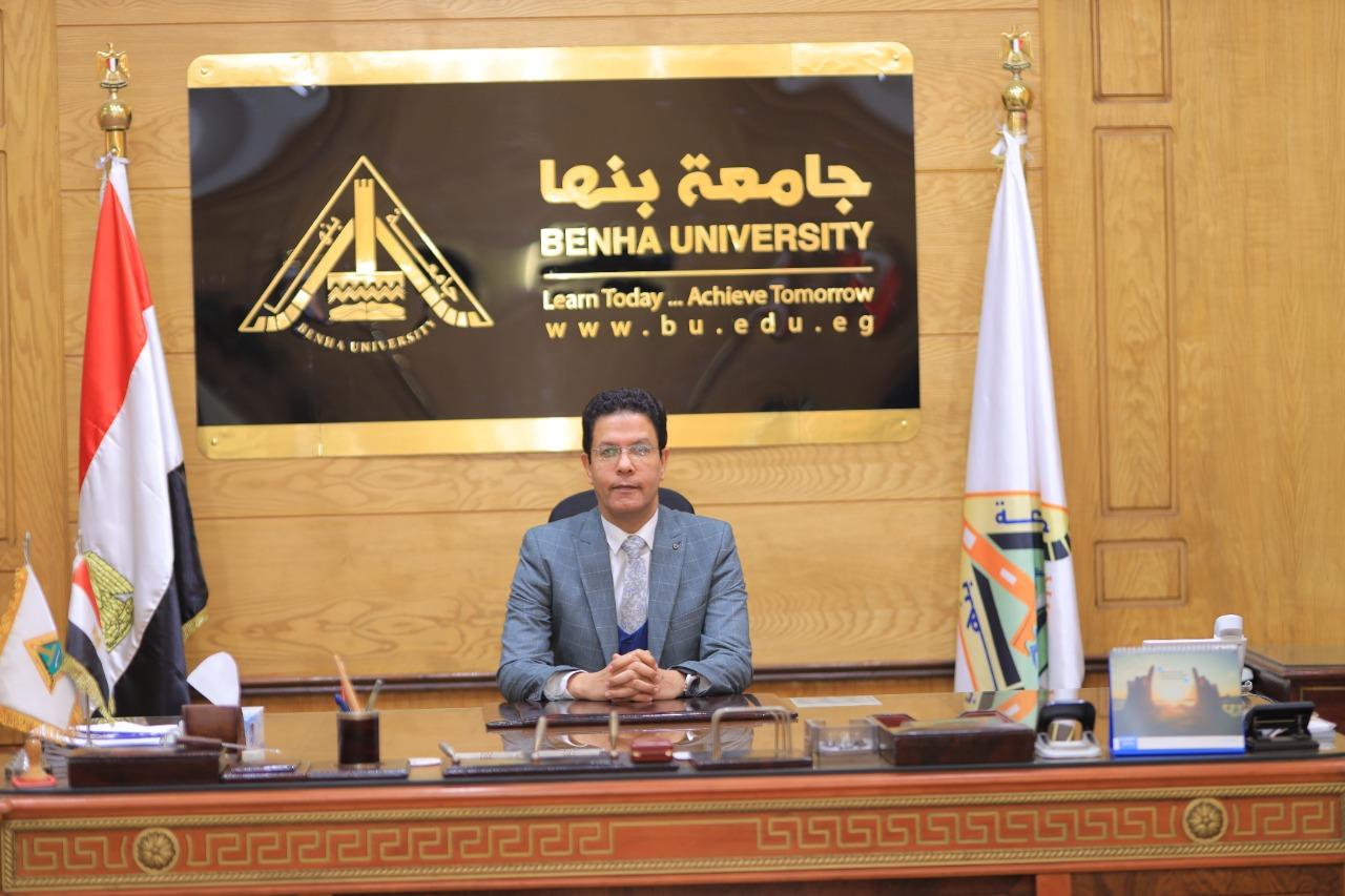 رفع درجة الاستعداد القصوى بمستشفيات جامعة بنها لاستقبال عيد الأضحى المبارك