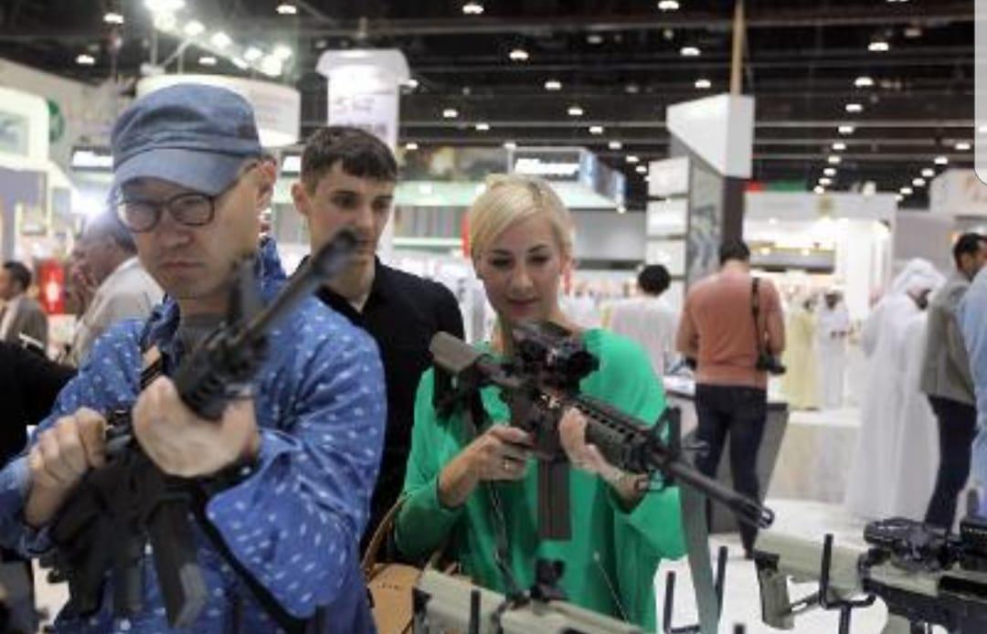 كُبرى شركات أسلحة الصيد الإماراتية والدولية تشارك  بمعرض أبوظبي للصيد والفروسية