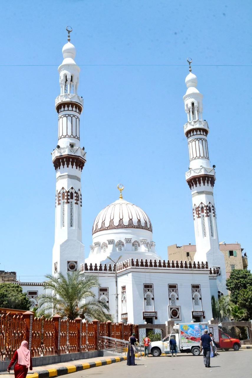 """"""" سوهاج """": الأوقاف تخصص 6855 مسجدا لأداء صلاة عيد الأضحى المبارك"""