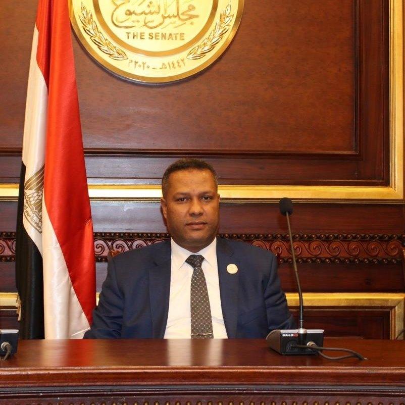 نائب بالشيوخ يهنئ الرئيس والشعب المصري  والعالم الإسلامي بعيد الأضحى المبارك