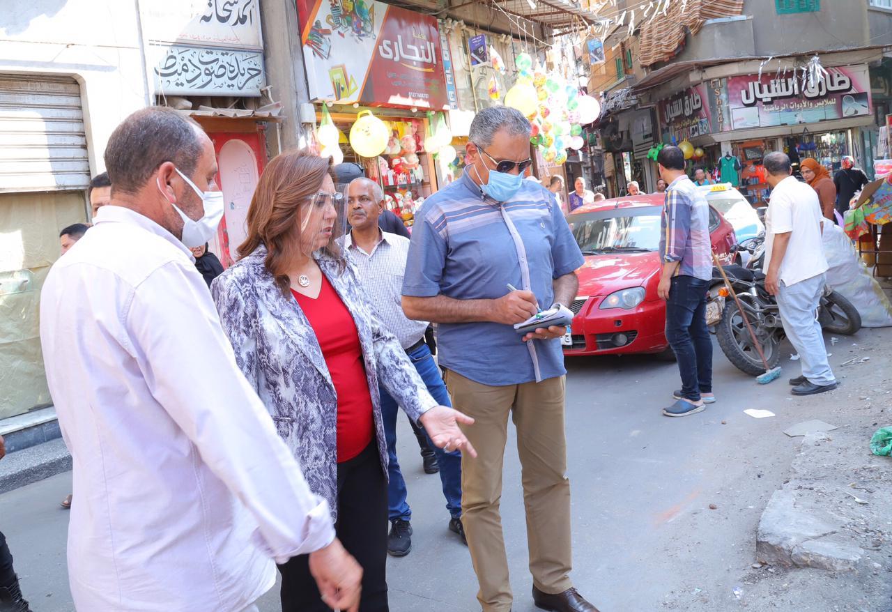 استعدادًا لعيد الأضحى المبارك.. محافظ دمياط تجرى جولة موسعة بعدد من المناطق بالمحافظة