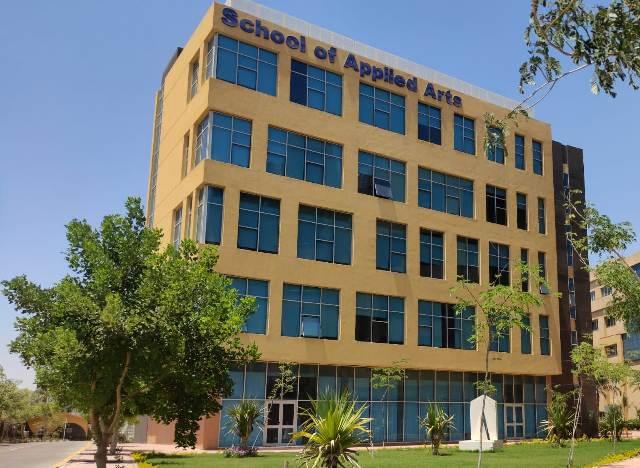 كلية الفنون التطبيقية بجامعة بدر تسهم فى إيجاد فرص عمل لسيدات البدو فى سيناء