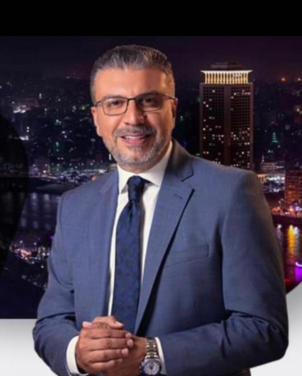 رئيس اتحاد الإذاعات الإسلامية يهنئ العاملين بماسبيرو بمناسبة  ذكري البث الأول للتليفزيون
