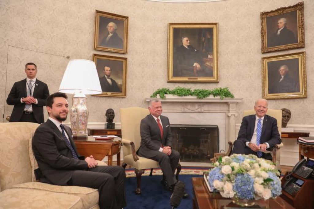 أزمات المنطقة تتصدر أجندة زيارة الملك عبدالله الثاني لواشنطن