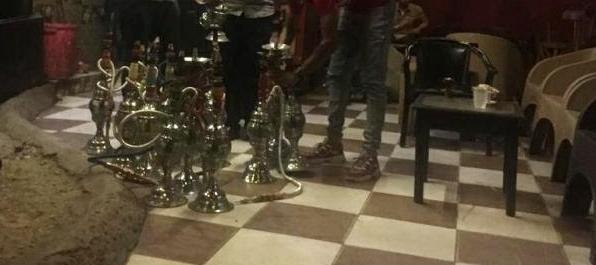 مُصادرة ٢٥ شيشة ورفع ٤٣ إشغال مخالف من شوارع مدينة الزقازيق بالشرقية