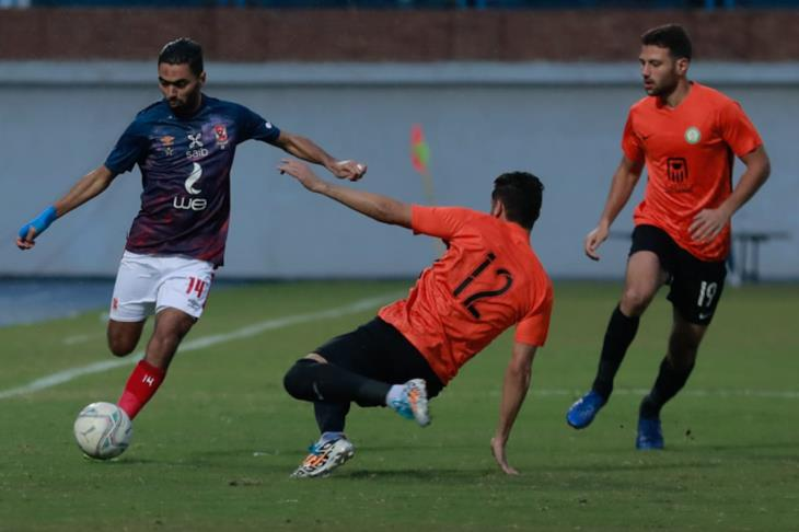 التعادل الإيجابي يحسم نتيجة مباراة الأهلي والبنك الأهلي في الدوري