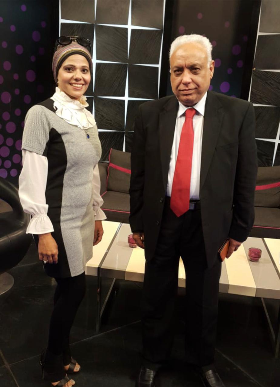 غدا رائد زراعة الكبد الدكتور محمد عبد الوهاب في نجوم علي لايف