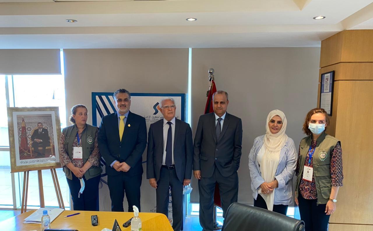 البرلمان العربي يشيد بالإجراءات الاحترازية والترتيبات اللوجستية التي اتبعتها المملكة المغربية لضمان حسن سير العملية الانتخابية