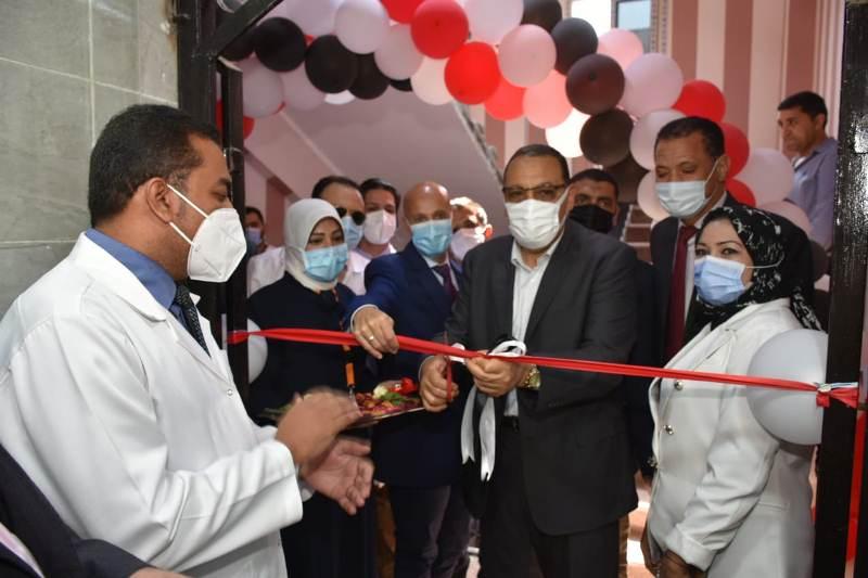 .محافظ الشرقية يفتتح قسم جراحة القلب المفتوح بمستشفى الزقازيق العام بتكلفة 15 مليون