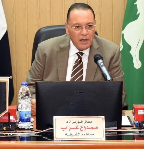 الفرقه المصرييه للغناء التابعه للصحافه تشغل حفل العيد القومي بمحافظه الشرقيه