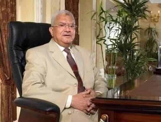 رئيس أكاديمية البحث العلمي ينعي رئيس مجلس إدارة مجموعة العربي