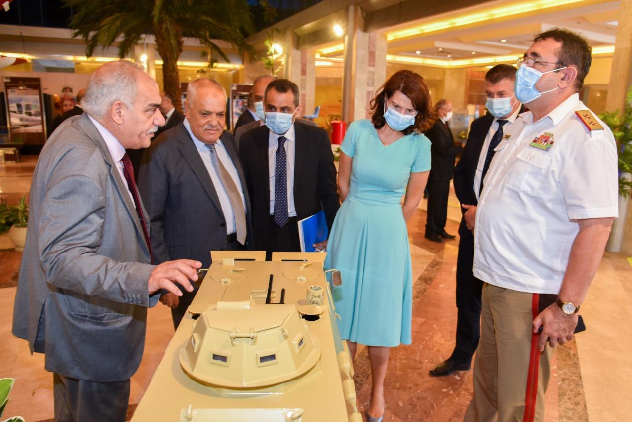 العربية للتصنيع تبحث مع وفد كبري الشركات الرومانية تعزيز التعاون وتوطين التكنولوجيا في مجالات التصنيع