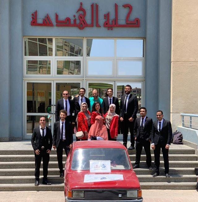الجامعة المصرية الروسية تقدم منح جزئية للراغبين بالإلتحاق فى كلية الهندسة