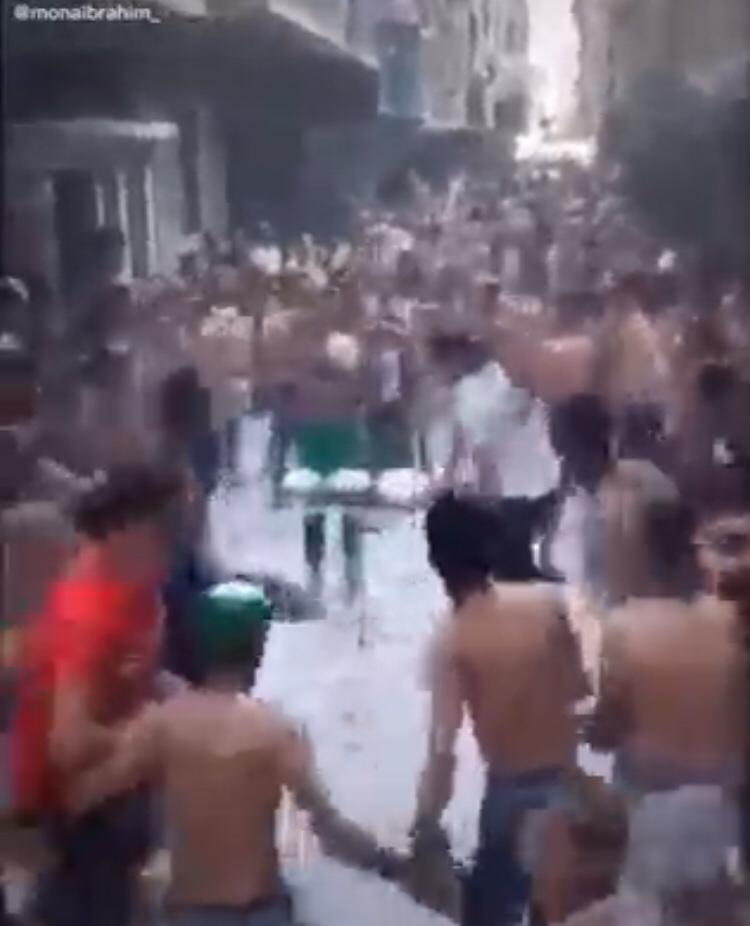 القبض علي بطل فيديو «الطبلة» بالجيزة