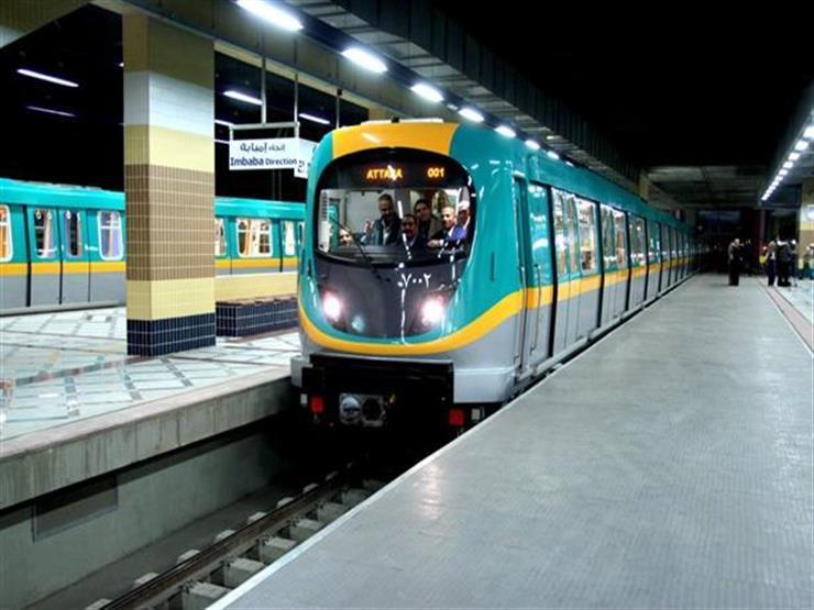 مترو الأنفاق: توقف الحركة بخمس محطات بالخط الأول بسبب انقطاع الشبكة الكهربائية بمحطة السيدة زينب