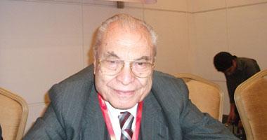 رئيس أكاديمية البحث العلمي ينعي الدكتور أحمد علي الجارم