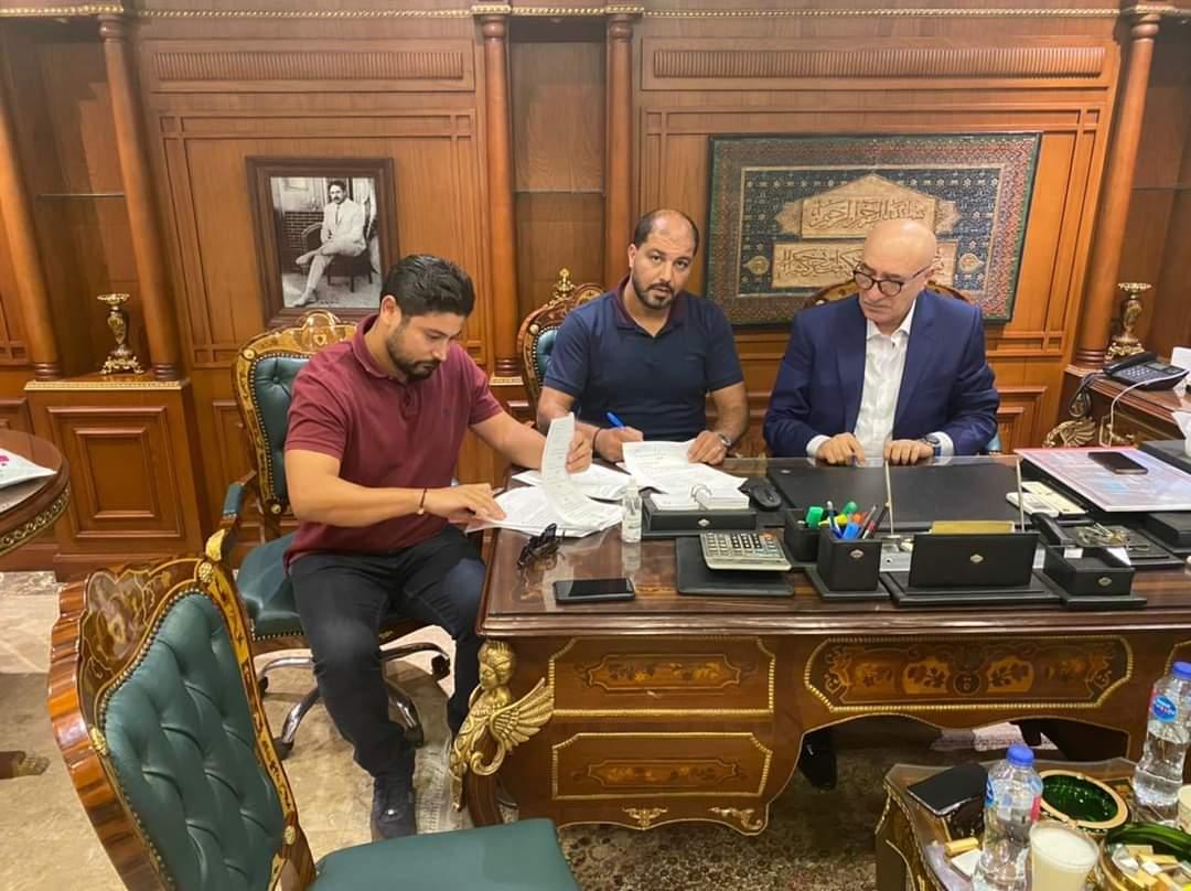 المصري يتعاقد مع التونسي معين الشعباني لتدريب الفريق