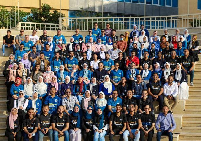 جامعة بدر تستضيف معسكر الجمعية العلمية EPSF لطلاب الصيدلة من (37) كلية