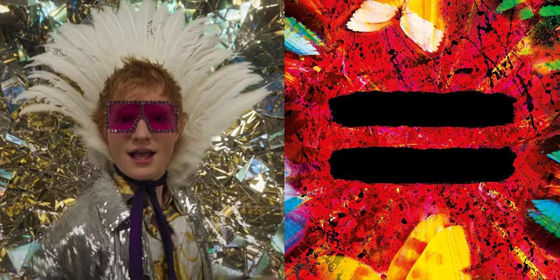 اد شيران يصدر جديده 'SHIVERS' ثاني أغاني ألبومه المنتظر