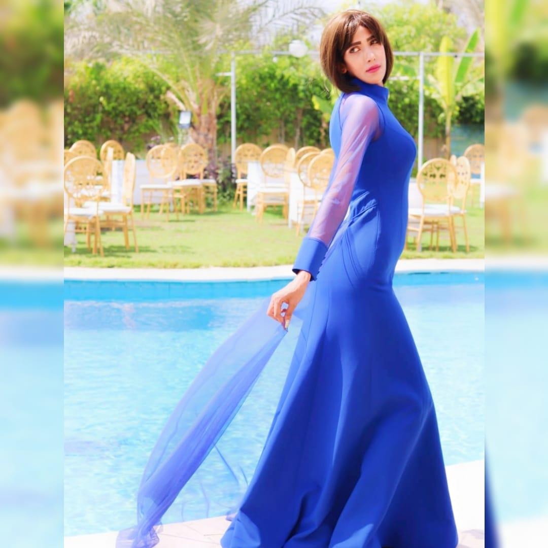 سيشن جديد مع سفيرة الموضة بروفيشنال موديل الجميلة مروة محمد