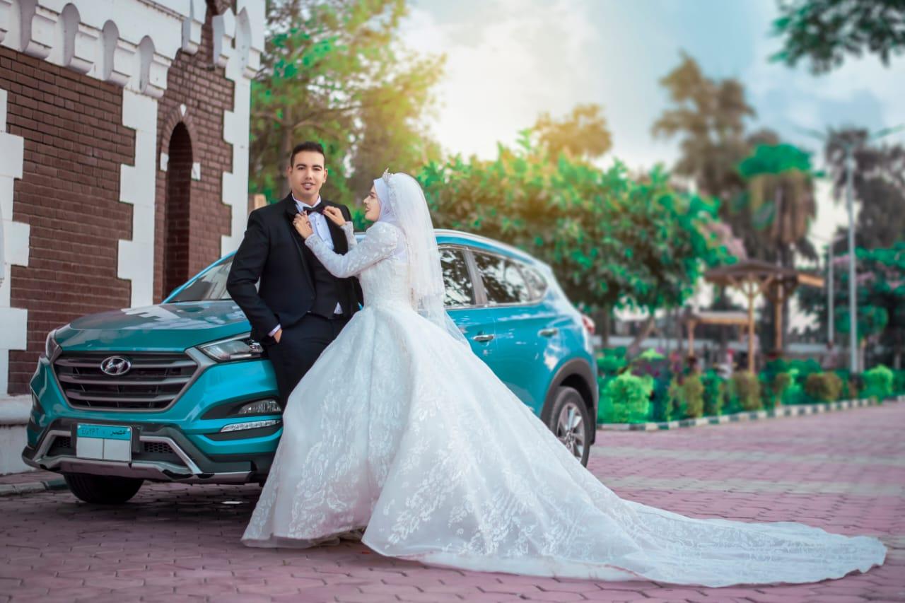 مبروك الزفاف
